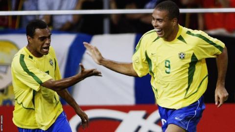 Denilson and Ronaldo
