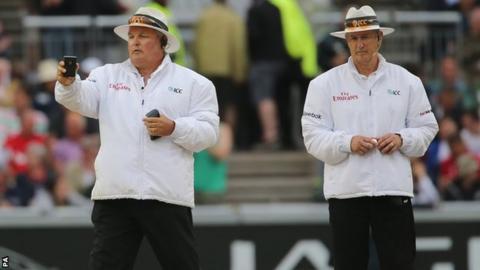 Marais Erasmus and Tony Hill