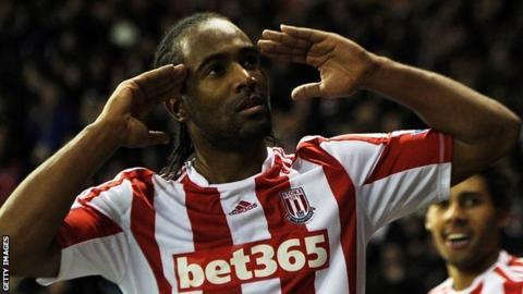 Stoke City's Cameron Jeromee