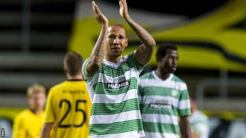 Kelvin Wilson is close to leaving Celtic
