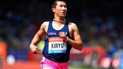 Yoshihide Kiryu
