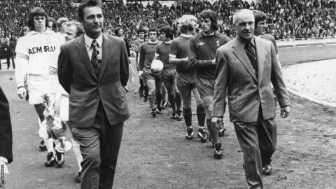 Brian Clough, Bill Shankly