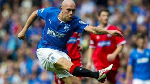 Highlights - Rangers 4-1 Brechin City