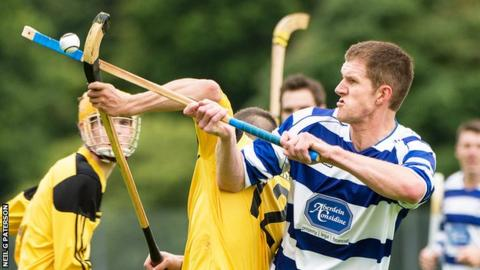 Newtonmore were too strong for Fort William