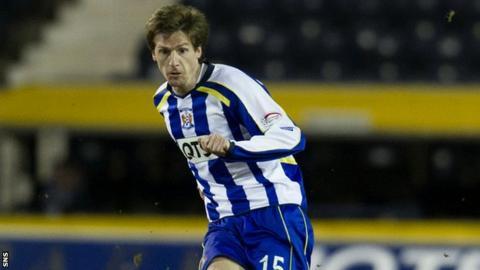 Borja Perez spent last season with Kilmarnock