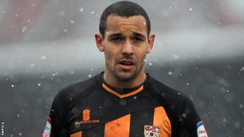 Barnet's Curtis Weston