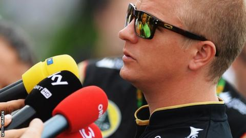 Kimi Raikkonen link has 'no foundation', say Ferrari