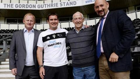 Gordon Guthrie Stand