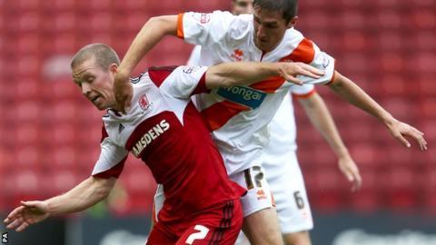 Middlesbrough v Blackpool