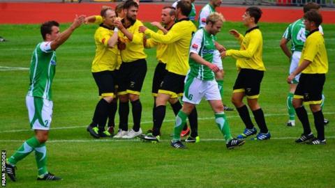 Guernsey FC v Ramsgate