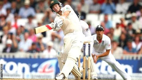Ashes 2013: Steve Smith century keeps Australia on top at Oval