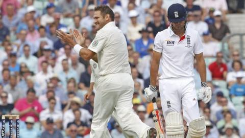 Ashes 2013: Captaincy taking its toll on Alastair Cook - Agnew