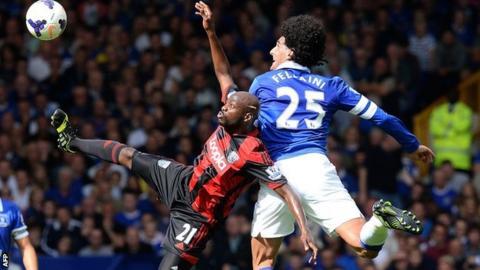 Everton v West Brom