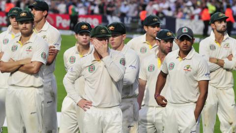 Australia will now turn their attention to 21 November when the next Ashes series begins at the Gabba in Brisbane.