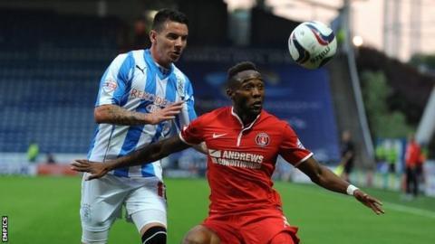 Huddersfield v Charlton