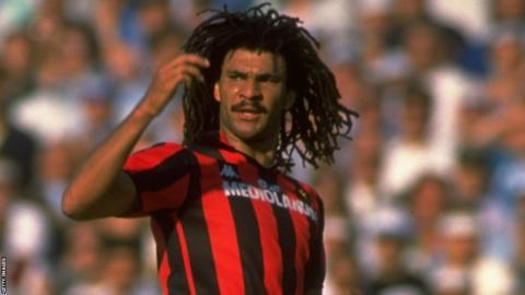 Ruud Gullit AC Milan