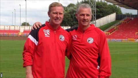Gary Mills and David Rush