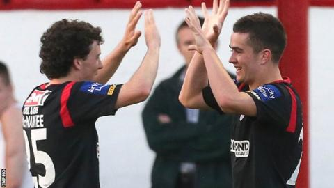 Barry McNamee and Michael Duffy