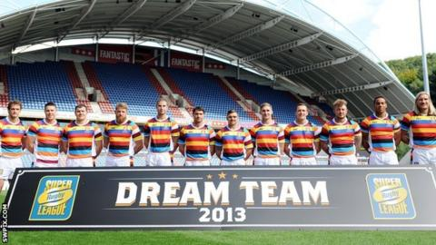Super League Dream Team