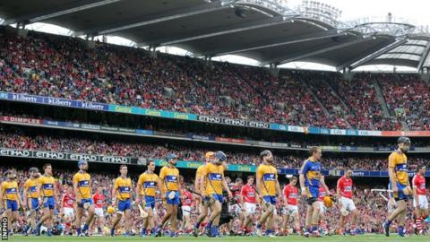 The GAA are set for a money-spinning All-Ireland hurling final replay