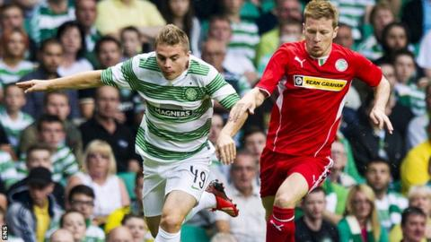 Celtic v Cliftonville