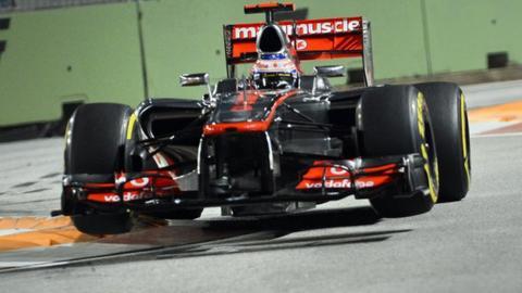 McLaren Singapore
