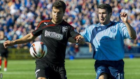 Highlights - Forfar 0-1 Rangers