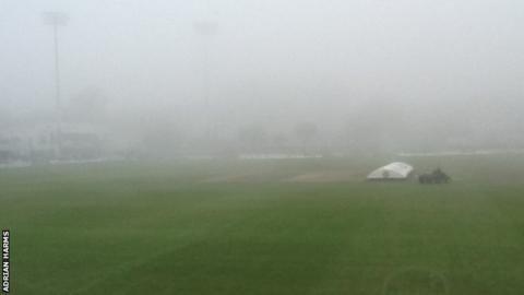 Fog at Hove