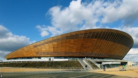 London Olympic velodrome