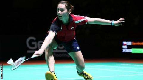 Kirsty Gilmour won silver at the London Grand Prix