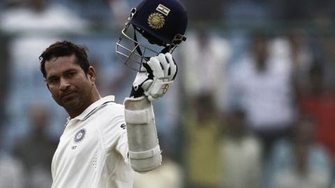 Sachin Tendulkar is the only batsman who has scored 100 international centuries