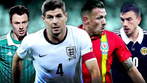 Home nations