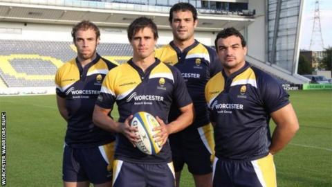 Worcester's Argentine quartet