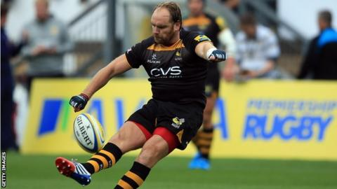 Andy Goode of Wasps