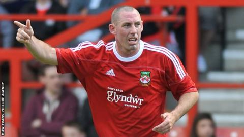 Wrexham Stephen Wright