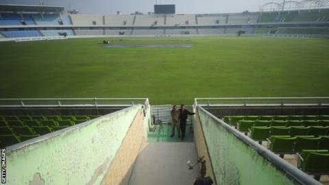 The Sher-e-Bangla stadium in Mirpur is set to be one of the venues for the 2014 World Twenty20