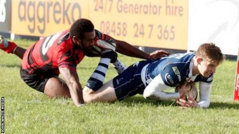 Auguy Slowik scores for Bristol