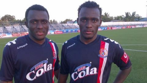 Kipre Tchetche and Kipre Bolou