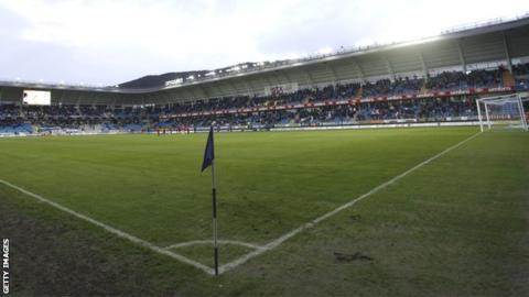 Aker Stadion, Molde