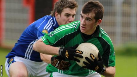 Seamus Quigley is cleared from suspension to play for Roslea in Ulster club championship