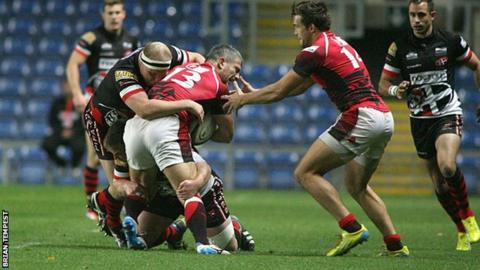 Cornish Pirates v London Welsh