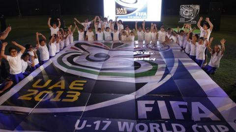 Under-17 World Cup 2013