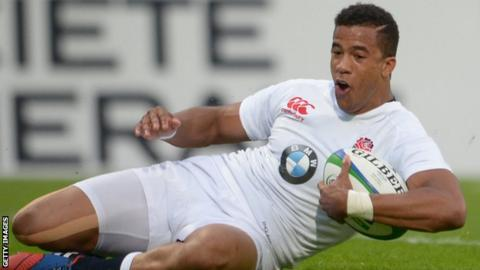 Anthony Watson called up to train with England squad