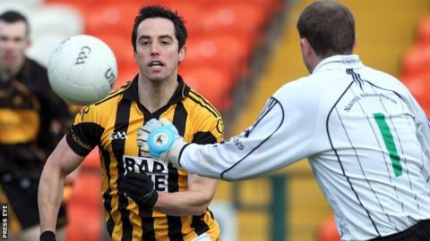 Armagh and Crossmaglen star Aaron Kernan