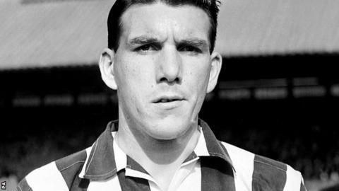 Stuart Williams pictured in 1954