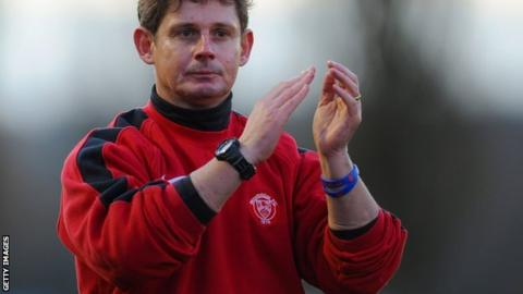 Gary Hackett