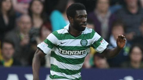 Kilmarnock's Nigerian midfielder Rabiu Ibrahim