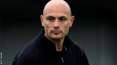 Jersey boss Ben Harvey