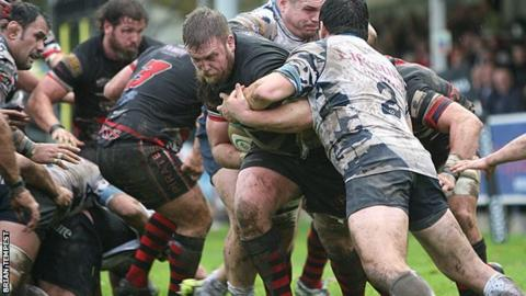 Cornish Pirates v Bedford Blues