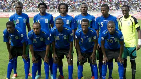 Tanzania national team